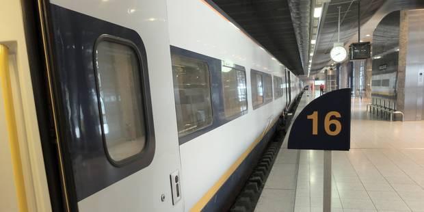 Reprise normale du trafic ferroviaire samedi dans le tunnel sous la manche - La Libre