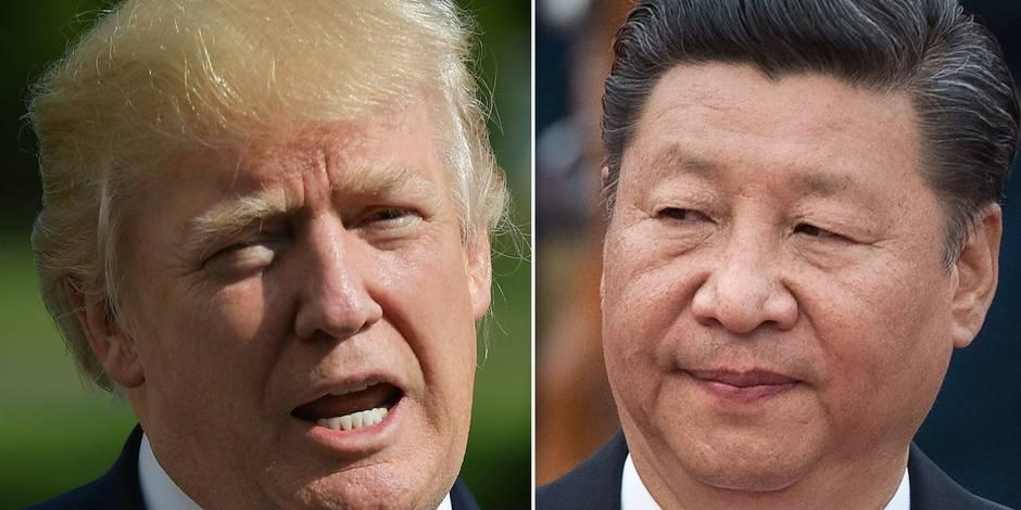 "Xi Jinping promet à son ""ami"" Trump une ""visite merveilleuse"" en Chine en novembre"
