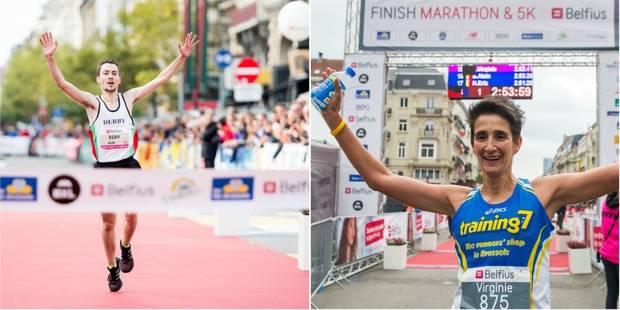 Suite à la polémique, les gains du marathon de Bruxelles sont identiques pour les deux vainqueurs - La Libre