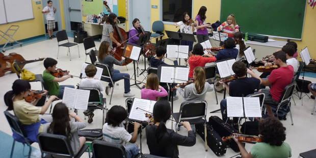 Pour plus de musique à l'école (OPINION) - La Libre