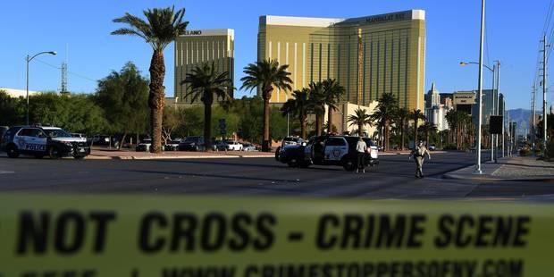 La tuerie à Las Vegas a été commise par un sexagénaire accro aux jeux (SYNTHÈSE) - La Libre