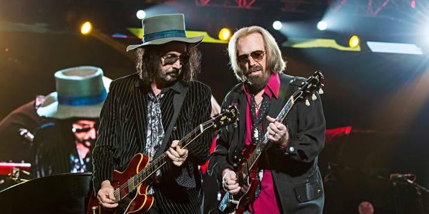 Le décès du rockeur Tom Petty confirmé par ses proches - La Libre