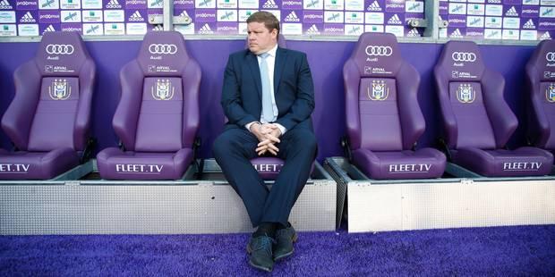 Hein Vanhaezebrouck a signé pour 3 ans à Anderlecht - La Libre