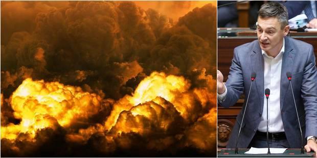 """122 pays sont """"pour"""" le traité d'interdiction des armes nucléaires. Mais pas le nôtre (OPINION) - La Libre"""