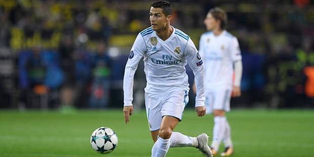 Voici l'évènement qui a marqué la jeune carrière de Cristiano Ronaldo - La Libre