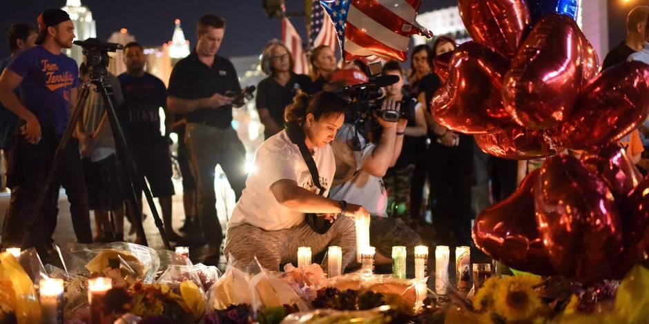 "Fusillade de Las Vegas: ""pas de lien terroriste"", selon un responsable du Congrès américain"