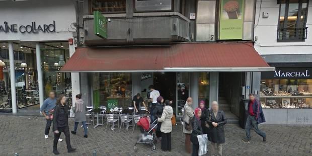 Deux SDF tentent de s'emparer du contenu du tiroir-caisse d'un restaurant à Liège - La Libre