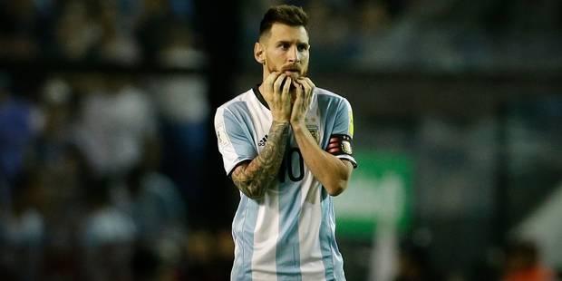 Qualifs Mondial en AmSud: Messi et l'Argentine privés de Coupe du monde? L'Albiceleste est au bord du gouffre! - La Libr...