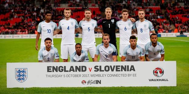 """""""Rarement une équipe s'est qualifiée en jouant aussi mal"""": quand la BBC tacle son équipe nationale - La Libre"""