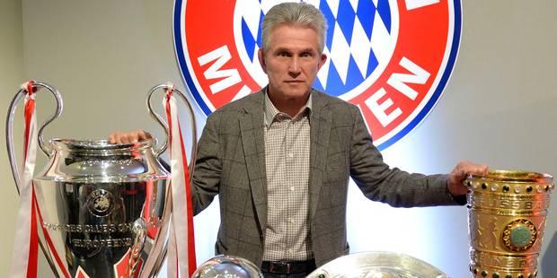 Officiel: Jupp Heynckes succède à Carlo Ancelotti au Bayern Munich - La Libre