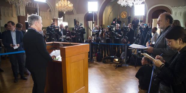 """Nobel de la paix 2017: """"Les armes nucléaires sont une menace permanente pour la vie sur terre"""" - La Libre"""