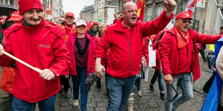 Edito : réflexions sur l'action syndicale - La Libre