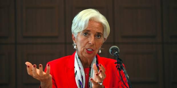 Croissance mondiale: Le FMI est plus optimiste mais préconise des réformes - La Libre
