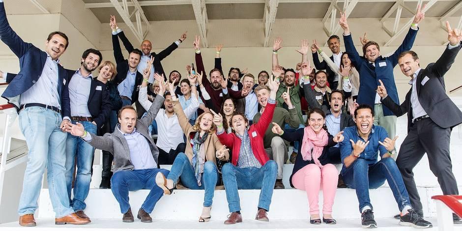 Réseau Entreprendre a déjà généré plus de 2 000 emplois en Belgique