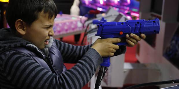 Des enfants sportifs mais qui consacrent six heures par semaine aux jeux vidéos - La Libre