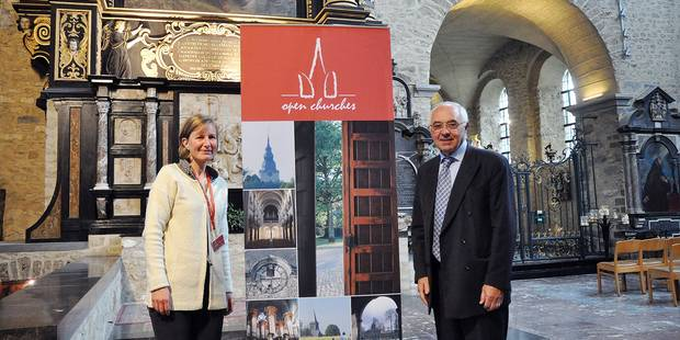 Nivelles: l'avenir des églises passe par l'ouverture - La Libre