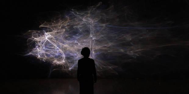 Eaux et lumières pour de nouvelles visions aux Halles de Schaerbeek - La Libre