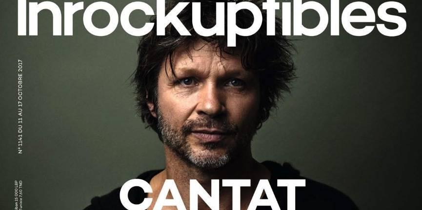 """Bertrand Cantat fait la """"Une"""" des Inrocks et déclenche un tollé"""