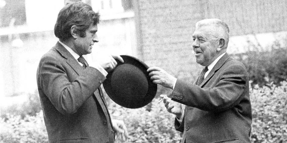Magritte et Broodthaers: le duo qui inventa l'art actuel - La Libre