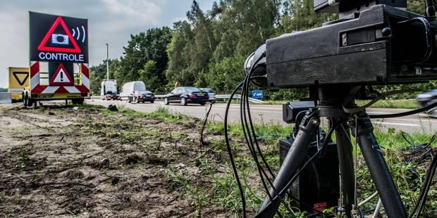 Marathon de contrôles de vitesse: plus de 35.000 véhicules en infraction - La Libre