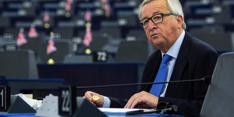 """Jean-Claude Juncker plaide pour que l'UE """"renoue"""" avec la Russie"""