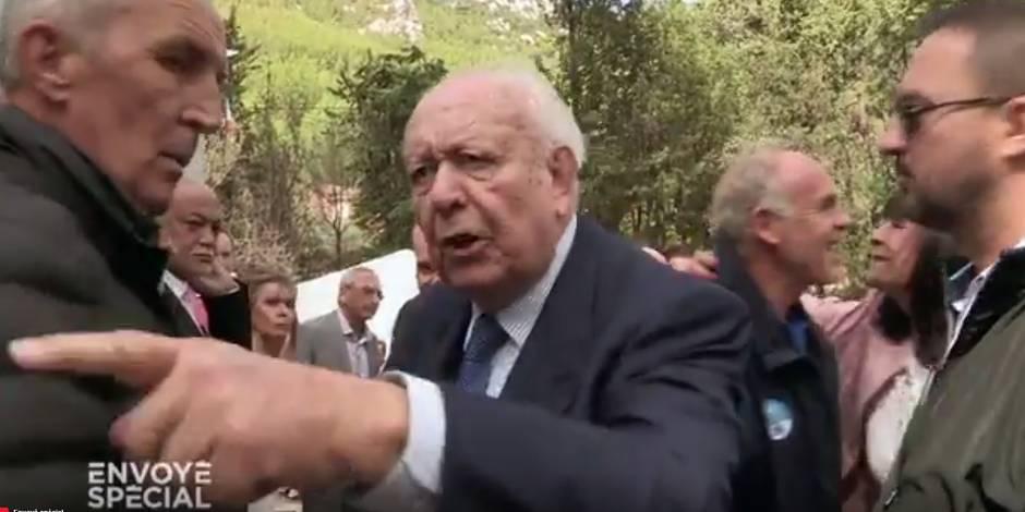 Face aux accusations de détournements de fonds d'un journaliste, Jean-Claude Gaudin dégoupille