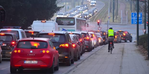 Ni un péage ni le RER ne désengorgeront Bruxelles, révèlent des tests - La Libre