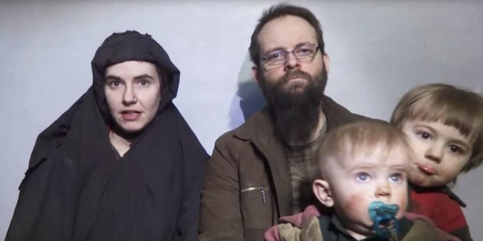 L'ex-otage en Afghanistan Joshua Boyle raconte le meurtre de sa fille et le viol de son épouse