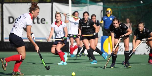 Hockey Dames: Le Waterloo Ducks passe en tête après le nul entre l'Antwerp et la Gantoise (VIDEOS) - La Libre