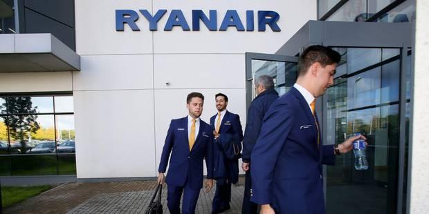 Voici la lettre ironique d'un pilote démissionnaire de Ryanair à Charleroi - La Libre