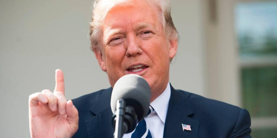 """Accusé de harcèlement sexuel, Donald Trump assure que ces """"informations sont fausses"""""""