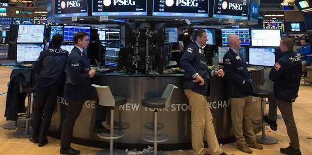 En pleine période de résultats, Wall Street atteint des sommets - La Libre