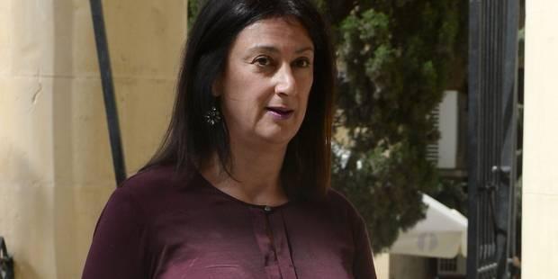 Malte: une journaliste qui avait accusé le gouvernement de corruption assassinée - La Libre