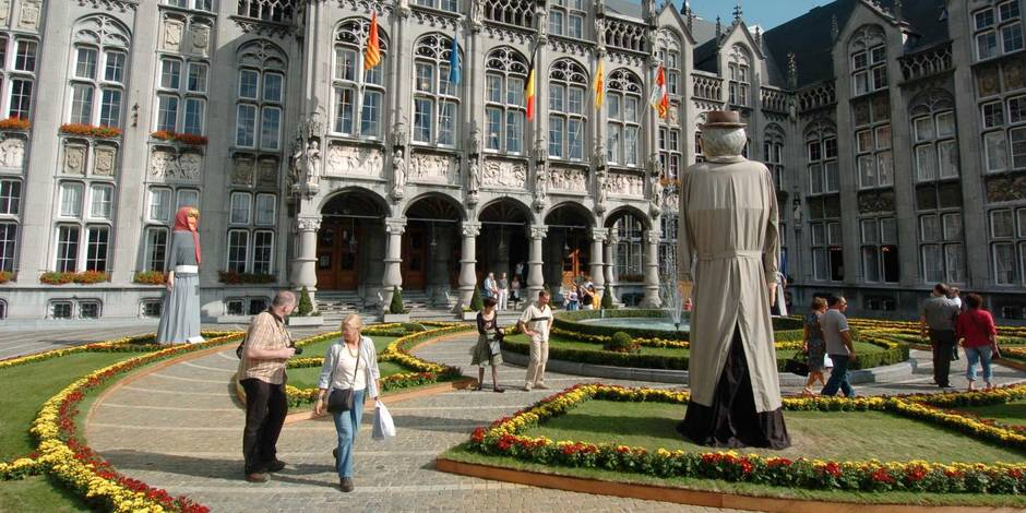 Le palais des Princes-Evêques de Liège bientôt à l'Unesco ? - La Libre