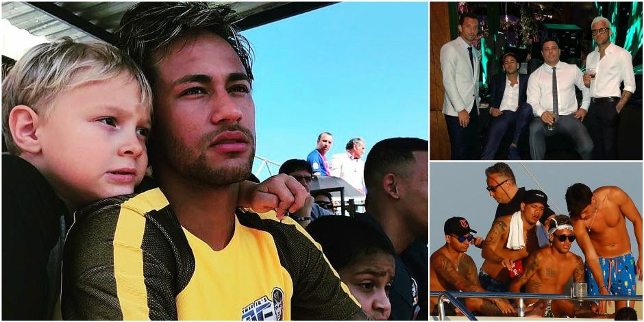 Neymar de A à Z: du Christ au poker, en passant par Instagram et Kobe Bryant - La Libre