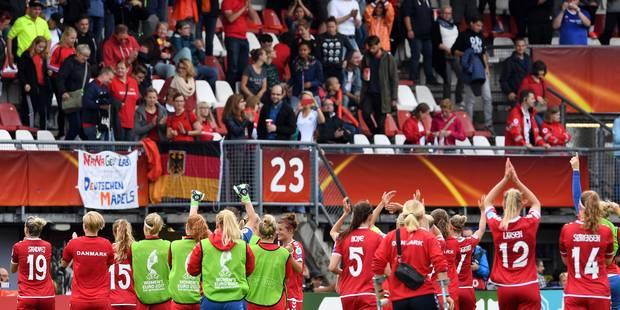 En grève, les footballeuses danoises réclament un meilleur salaire mais mettent en danger une qualif' pour le Mondial 20...