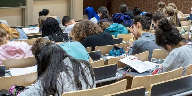 Les étudiants recalés à l'examen d'entrée de médecine recasés en sciences vétérinaires - La Libre
