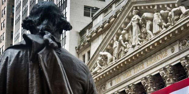 Wall Street: le Dow Jones clôture pour la première fois au-dessus de 23.000 points - La Libre