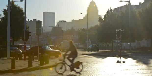 Bruxelles: Le projet de réaménagement de la Petite Ceinture sur la bonne voie - La Libre