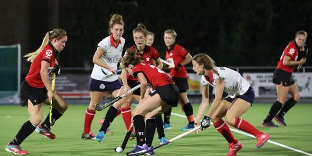 Le White Star se hisse à la deuxième place du classement après avoir battu Louvain 3-1 - La Libre