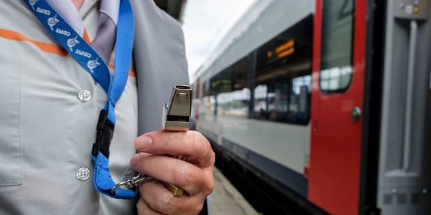 "Un train accuse... 98 minutes de retard à Bruxelles : ""Une exception"" selon la SNCB - La Libre"