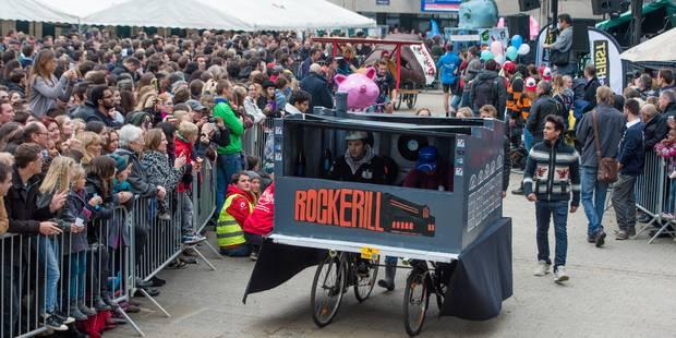 Les 24 heures vélo de Louvain-la-Neuve organisées dans une vaste zone sécurisée - La Libre