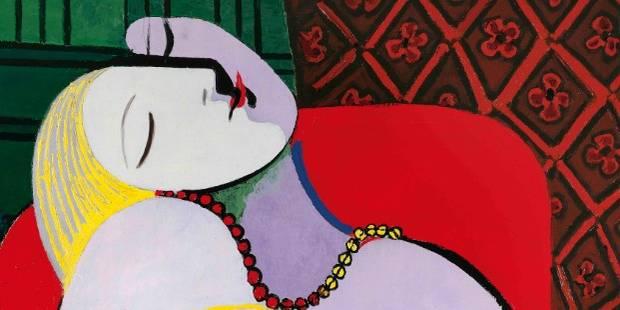 L'érotisme torride et créateur de Picasso - La Libre