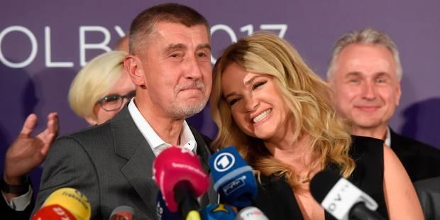 """Andrej Babis, le """"Trump tchèque"""" remporte les élections législatives - La Libre"""