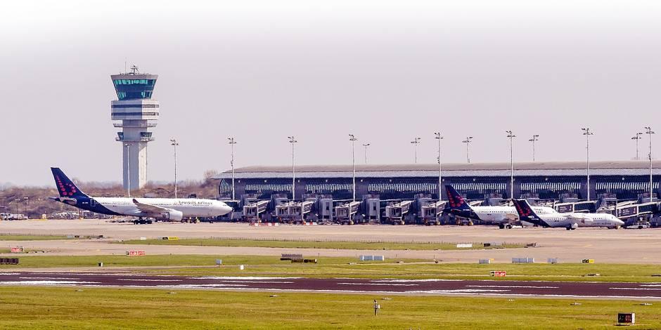Les dix chiffres fous de Brussels Airport