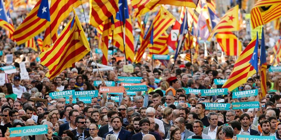 """Avenir de la Catalogne: A Madrid, """"l'application de l'article 155 ne sera pas une simple passation de pouvoirs"""" (ENTRETI..."""