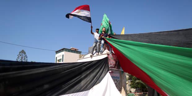 La police israélienne arrête 51 Palestiniens à Jérusalem-Est - La Libre