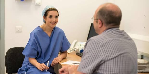 Des honoraires plus élevés pour discuter avec les patients atteints de cancer - La Libre