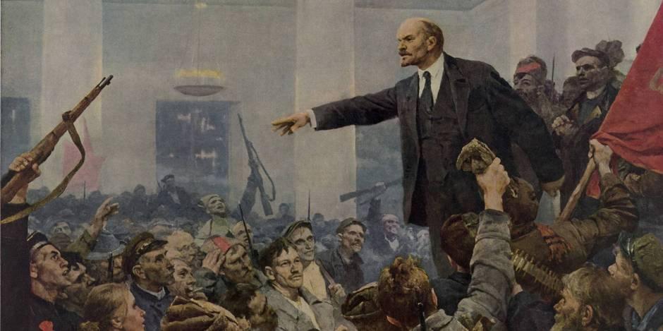 La révolution russe a-t-elle inventé le totalitarisme? - La Libre