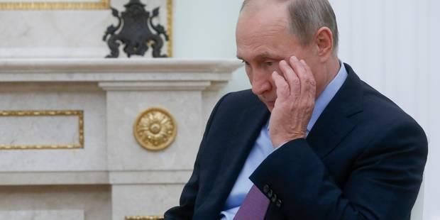 Conflit en Syrie: veto de Moscou à une résolution sur les armes chimiques - La Libre